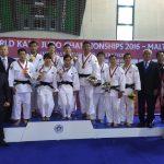 2016年世界形選手権大会(10.1-2)大会結果掲載 | 全日本柔道連盟