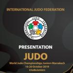 世界ジュニア柔道選手権大会2019
