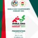世界柔道選手権大会2021